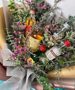 Mini Liquor Bouquet