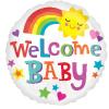Welcome Baby Rainbow (B50)