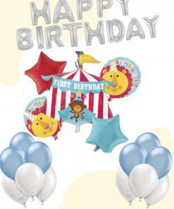 1st Birthday Balloon Package (B17)