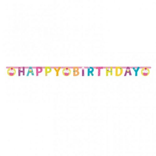 Birthday Letter Banner