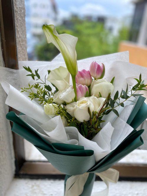 DSA bouquet - Charity Flowers