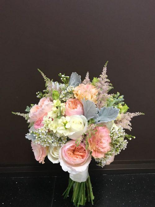 David Austin Bridal Bouquet (BRIDE00)