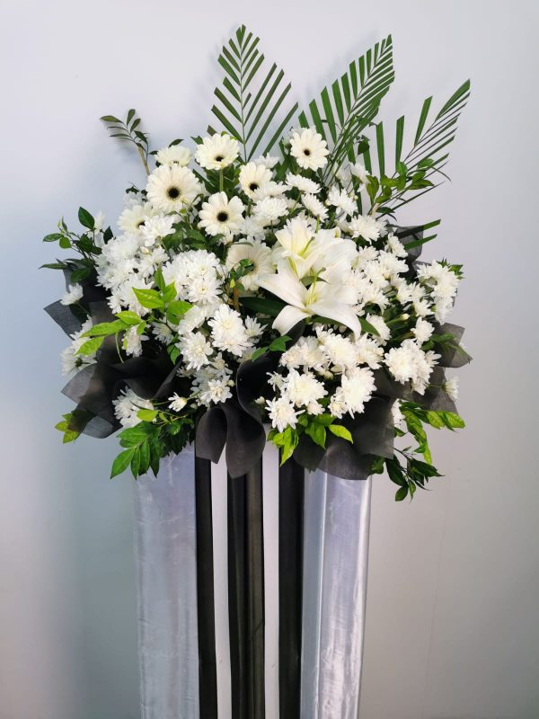 Funeral Flowers | Condolence Wreaths