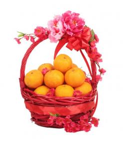 Golden Prosperity - Mandarin Orange Hamper (H21)