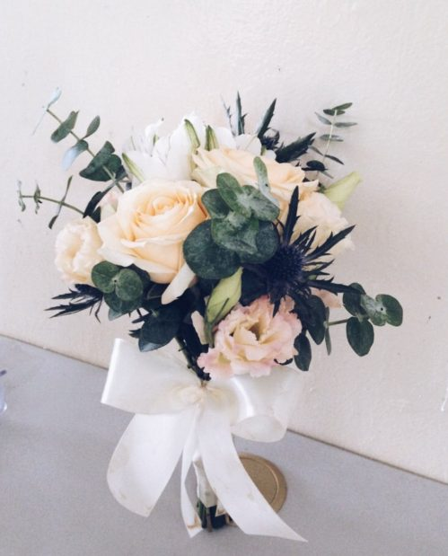 Bridesmaid's Bouquet 04 (WED04)