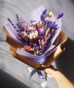 Cinnamon- Purple (W02)