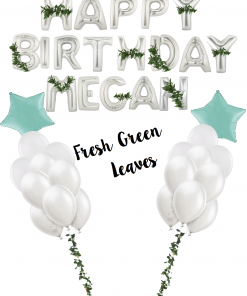 Floral Balloon Package (B21)