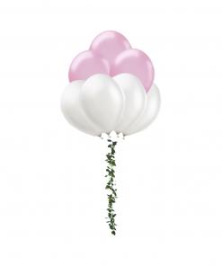 Floral Balloon Bouquet (Standard) (B18)