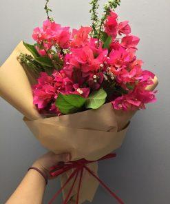 Pink Bougainvillea Bouquet (FA14)