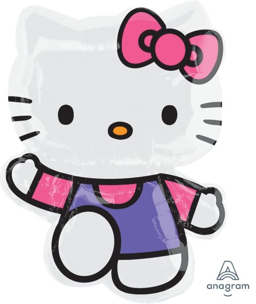 Hello Kitty Purple (B32)