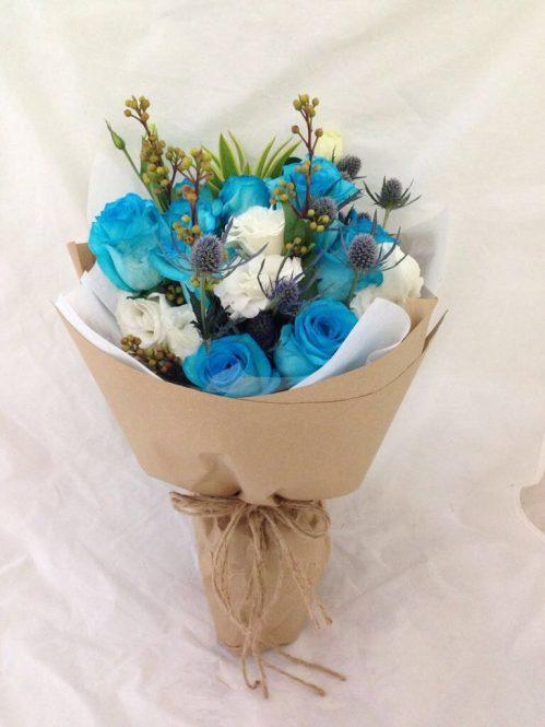 Blue Roses 10 (R70)