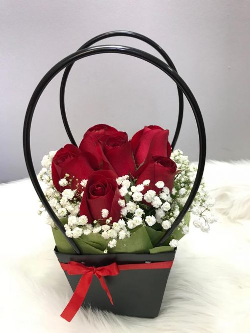 Roses In Purse