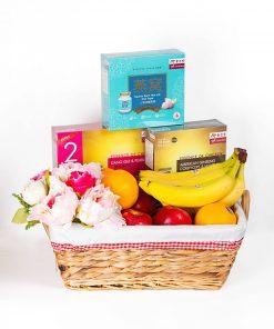Supreme Wellness Food Basket (H12)
