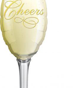 Wine Glass Balloon (B31)