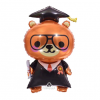 Giant Graduation Bear Balloon (B44)