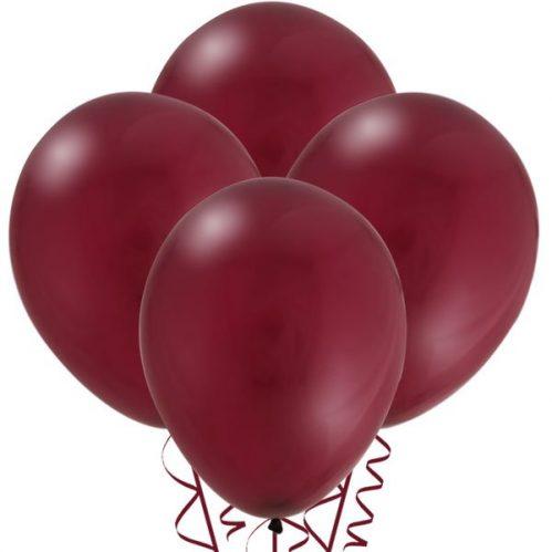 burgundy-balloon
