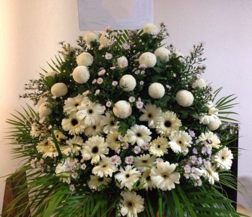 Condolence Stand (FF03)