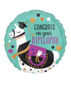 Congrats on your Dipllama Balloon (B56)