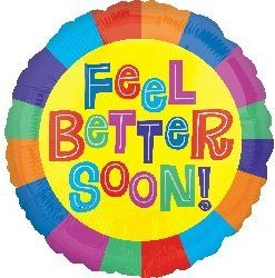 Feel Better Soon Balloon(B29)