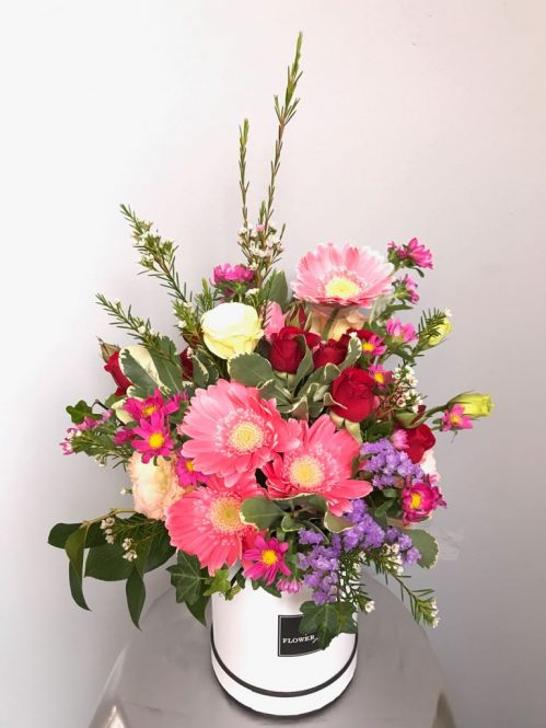 Premium Freestyle Floral Box (FA15)