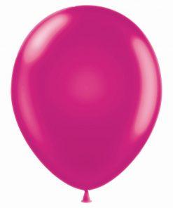 Fuchsia-balloon