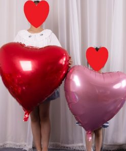 Giant Heart Balloon (40 inch) B63