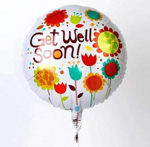 Get Well Soon Fleur (B55)