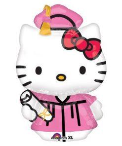 Hello Kitty Giant Graduation Balloon (B48)