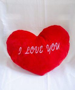 I Love You Heart Pillow (ST03)