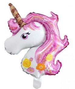 Magical Sparkle Petite Unicorn Balloon (B83)