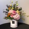 Premium Freestyle in Floral Box – Rustic