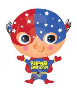 Birthday- Superhero (B69)