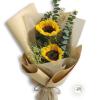 Twin Sunflowers (S19)