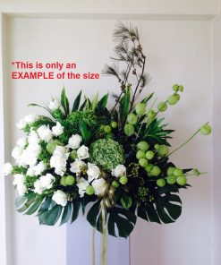 Freestyle Condolence Stand – Large (FF22)