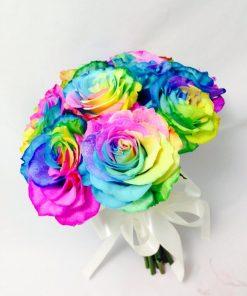 Rainbow Bouquet (R19)
