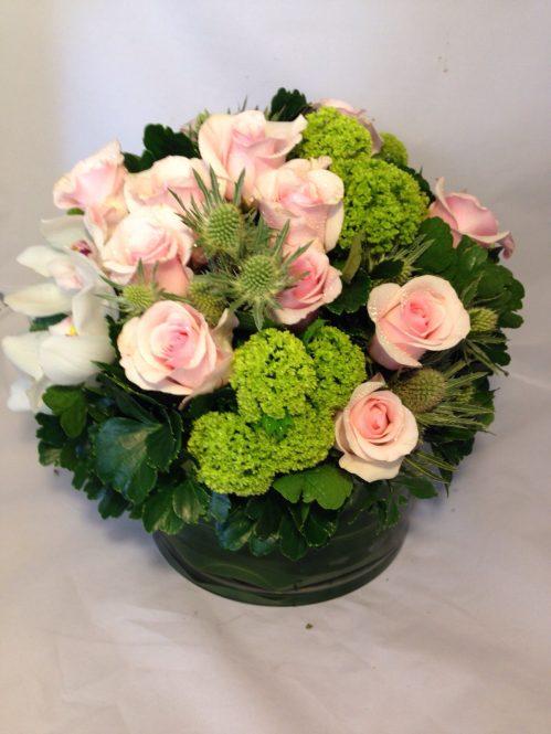 Roses in Vase (R37)