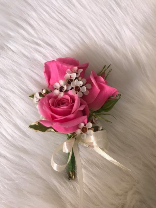 Groom's Boutonniere (WED07)