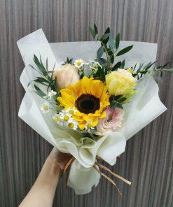 Jennifer - Sunflower Bouquet