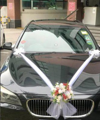 bridal car 1