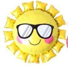 Mr Shady Sunshine Balloon