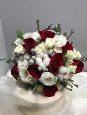 bridal bouquet 13